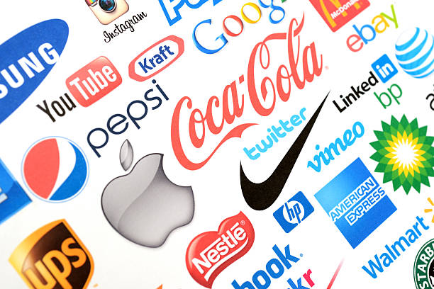 Logos With Brand Names