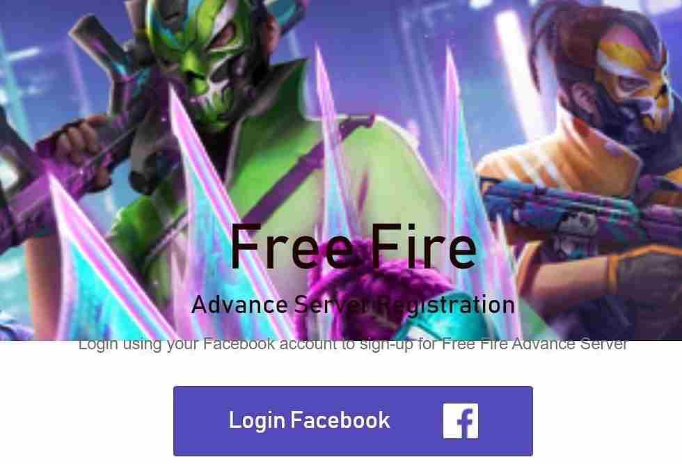 Free Fire Advance Server OB30: How To Register For Activation Code